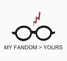 My fandom - Harry Potter by bethscherm