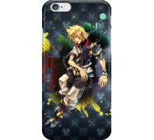 Kingdom Hearts Ventus cover iPhone Case/Skin