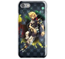 Kingdom Hearts Birth by sleep Ventus cover iPhone Case/Skin