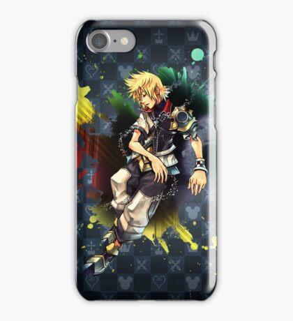 Kingdom Hearts Birth by sleep Ventus cover iPhone Case/Skin