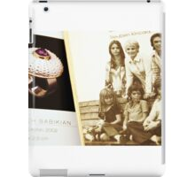Come on Get Happy iPad Case/Skin