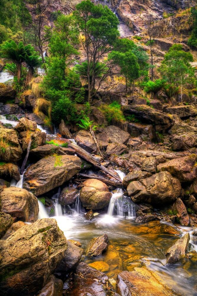 St Columba Falls by Husky