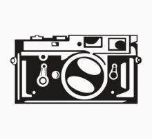 Classic Leica M3 Camera Design by strayfoto