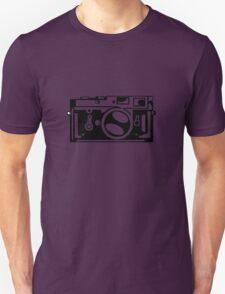 Classic Leica M3 Camera Design T-Shirt