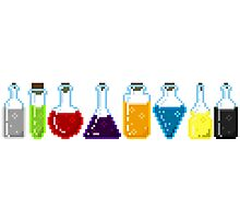 Pixel Potions Photographic Print