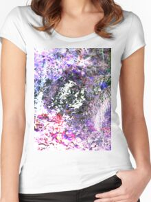 Back To Nature Women's Fitted Scoop T-Shirt