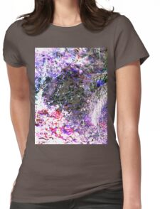 Back To Nature Womens Fitted T-Shirt