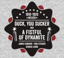Duck, You Sucker aka A Fistful of Dynamite by Hola Pistola