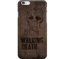 The Walking Death iPhone Case/Skin