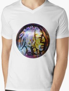 1935 Nickle Mens V-Neck T-Shirt