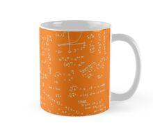 Algebra Math Sheet 3 Mug