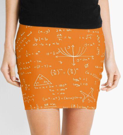 Algebra Math Sheet 3 Mini Skirt