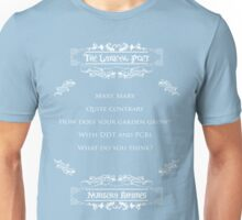 Nursery Rhymes Mary Mary Quite Contrary: The Lyrical Poet Unisex T-Shirt