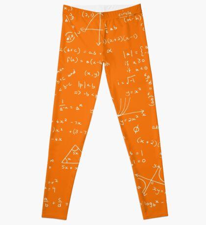 Algebra Math Sheet 3 Leggings