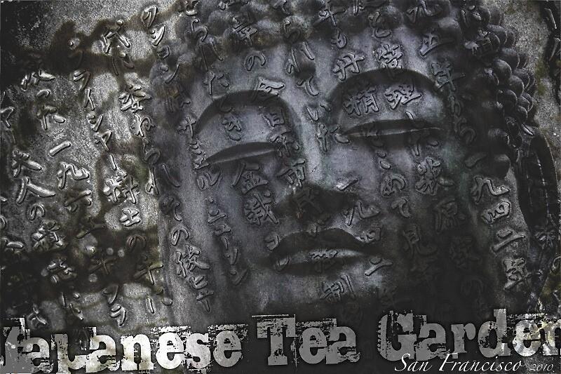 Japanese Tea Gardens Postcard by BenVess