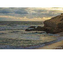 Sunset on Sorrento Beach Photographic Print