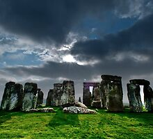 The Stone Henge by Sanjay Nair