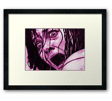 Evil Kitsch Framed Print