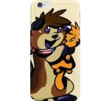 my kitty iPhone Case/Skin