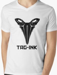Tag-Ink Pied Logo T-Shirt