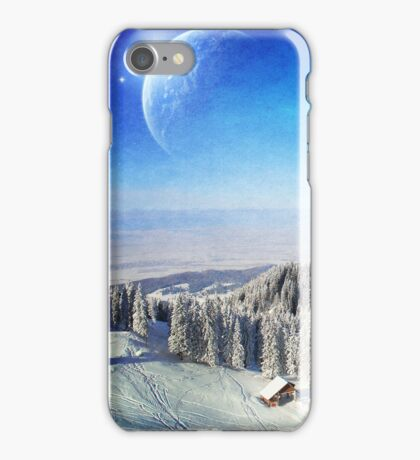 Between Worlds iPhone Case/Skin