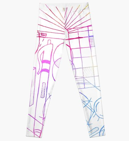 Math & Science Tools 2 Leggings
