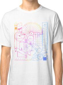 Math & Science Tools 2 Classic T-Shirt
