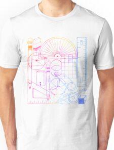 Math & Science Tools 2 Unisex T-Shirt