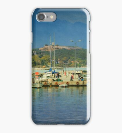Greek Summer iPhone Case/Skin