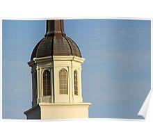 Faith Church - Sherman, Texas, USA Poster