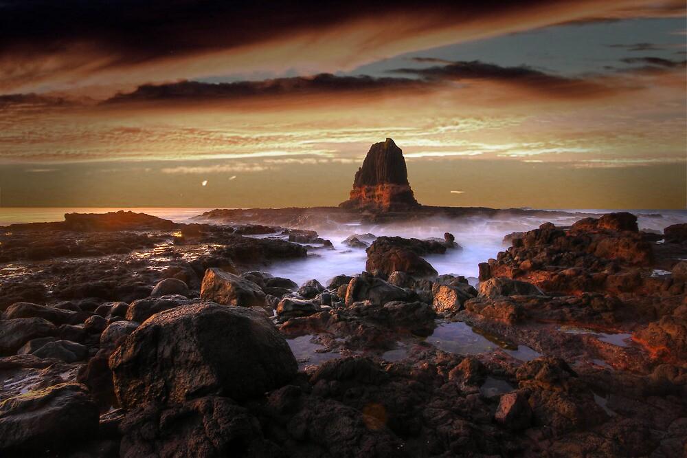 Cape Shanck - Mornington Peninsula National Park by John Bullen