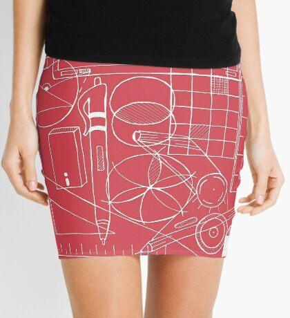 Math & Science Tools 1 Mini Skirt