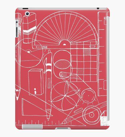 Math & Science Tools 1 iPad Case/Skin