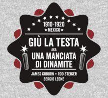 Giù la Testa (Duck, You Sucker aka A Fistful of Dynamite) by Hola Pistola