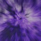 Purple Radial Zoom by jojobob