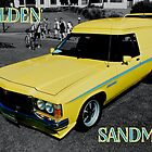 HOLDEN SANDMAN by JAMES LEVETT