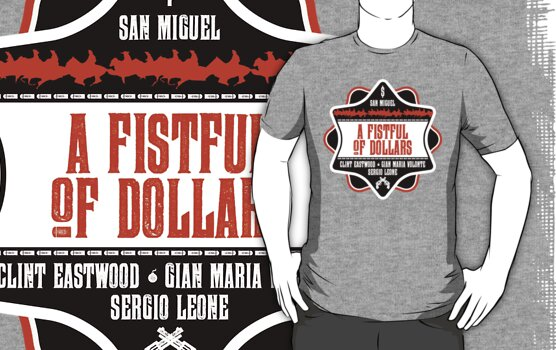 A Fistful of Dollars  by Hola Pistola