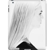 White Murder iPad Case/Skin