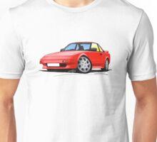 Toyota MR2 (Mk1) Red Unisex T-Shirt