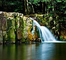Waitui Falls by Adam Price