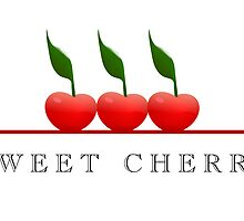 Sweet Cherries by vivendulies