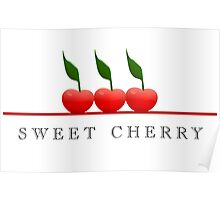 Sweet Cherries VRS2 Poster