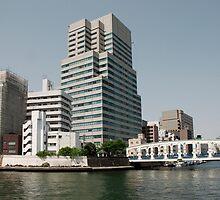 Waterfront Tokyo, Japan by jojobob
