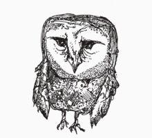 Dotty owl by annieclayton