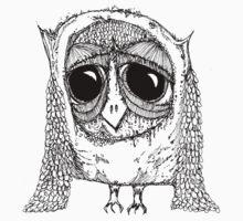 Floppy Owl by annieclayton