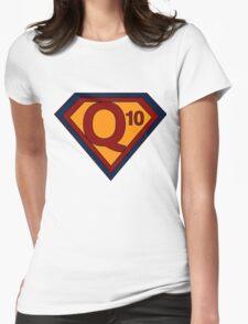 SuperQ Womens Fitted T-Shirt