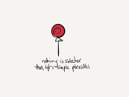 Life's Simple Pleasures by Pamela Shaw