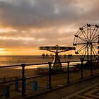 Cleethorpes Sunrise by John Dunbar