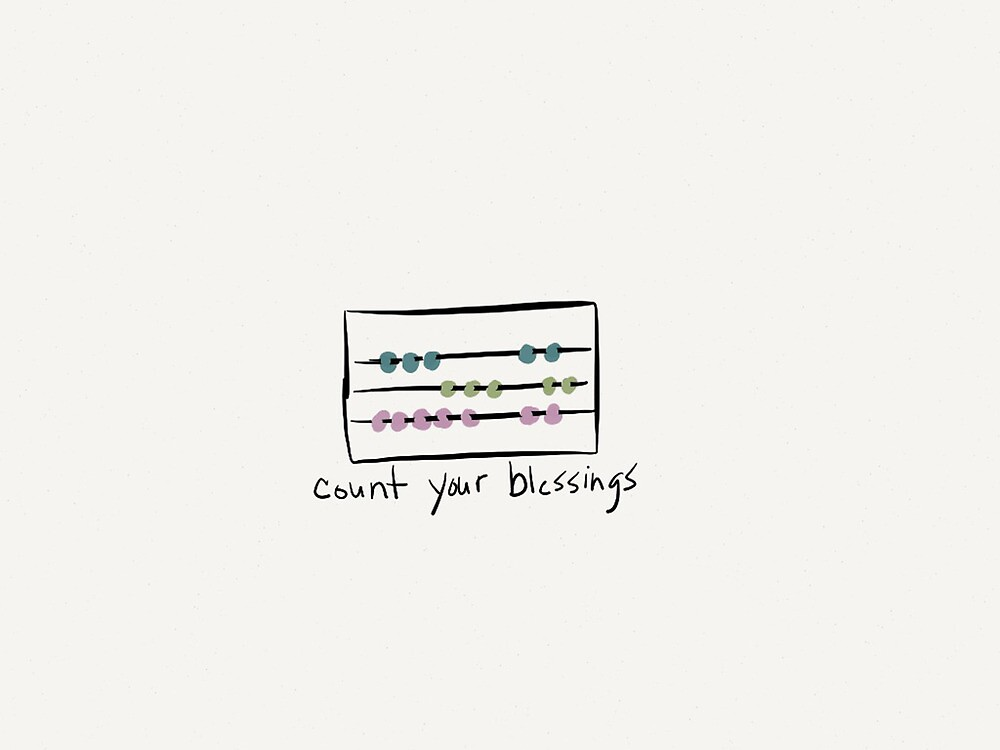 Count Your Blessings by Pamela Shaw