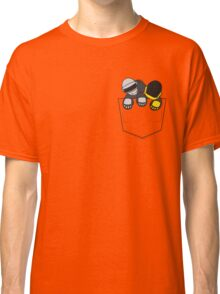 Robots In My Pocket! Classic T-Shirt